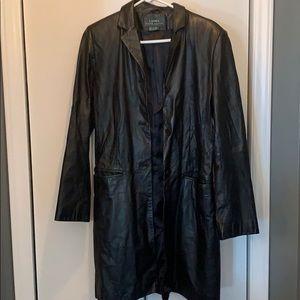 Leather Ralph Lauren Jacket